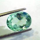 5.91 Ct Unheated Natural Colombian Emerald Gemstone**RARE**