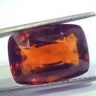 Huge 21.16 Ct Untreated Premium Natural Ceylon Gomedh/Hessonite