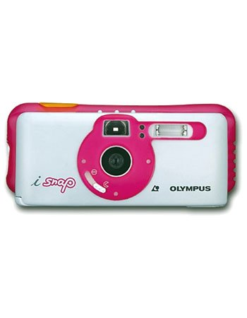 OLYMPUS APS POINT AND SHOOT CAMERA