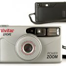 VIVITAR POWER ZOOM 35MM CAMERA