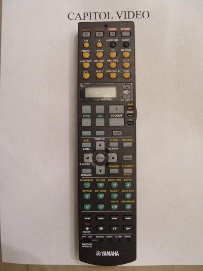 Yamaha rav360 remote control part wh254100 for Yamaha remote control app
