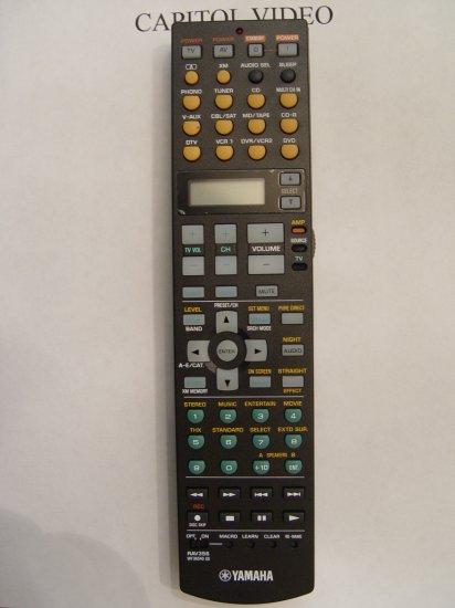 Yamaha rav356 remote control part wf365400 for Yamaha remote control app