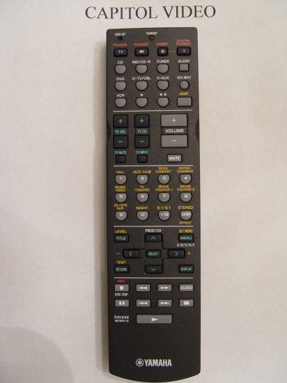 Yamaha Rav246 Remote Control Part   Wa164101
