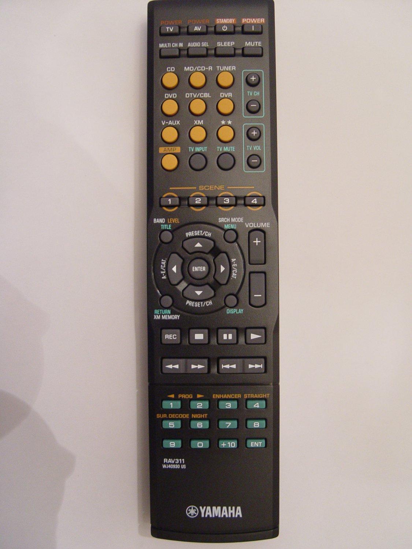 Rav Yamaha Remote