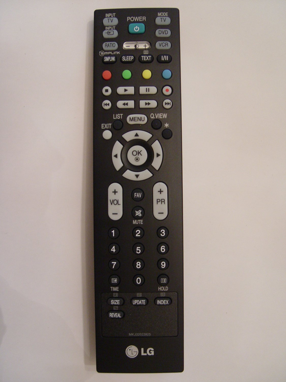 LG MKJ32022825 Remote Control