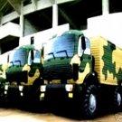 MILITARY ARMY WAR MOG TRUCK  JUNGLE WAR CAMO