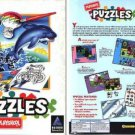 Playskool: PUZZLES (Ages 3+) CD-ROM for Win/Mac - NEW in SLEEVE