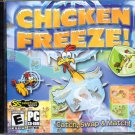 Chicken Freeze! PC CD-ROM Windows 98SE/ME/XP - NEW in Jewel Case