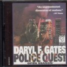 Police Quest IV: Open Season PC CD-ROM for WIN/DOS - NEW in SLEEVE