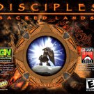 Disciples: Sacred Lands PC CD-ROM for Windows 95/98/2000 - NEW in SLEEVE