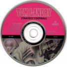 Tom Landry Strategy Football PC-CD for DOS - NEW in SLV