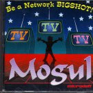 TV Mogul (Be a Network BIGSHOT!) CD-ROM for DOS - NEW in JC