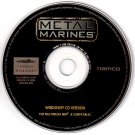 Metal Marines PC CD-ROM for Windows - NEW in SLV