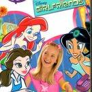 Disney Girlfriends CD-ROM for Win/Mac - NEW in BOX