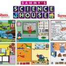 Sammy's Science House (Ages 3-6) CD-ROM for Win/Mac - NEW in SLEEVE