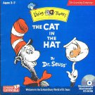 Dr. Seuss: The Cat in The Hat (Age 3-7) CD-ROM for Win/Mac - NEW in SLEEVE