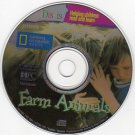 Discis Books: Farm Animals (Ages 4-9) CD-ROM for Win/Mac - NEW in SLEEVE