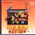 Scavenger Hunt Adventure: Africa (Ages 6+) CD-ROM for DOS - NEW in Jewel Case