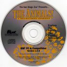 San Diego Zoo: The Animals! v1.0.3 CD-ROM for DOS/Win - NEW in SLEEVE