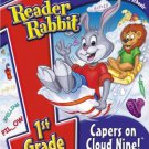 Reader Rabbit 1st Grade Capers on Cloud Nine CD-ROM for Windows - NEW in SLEEVE