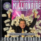 Who Wants To Be A Millionaire 2nd Edition CD-ROM for Win/Mac - NEW in JC