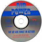 AIR POWER (The US Air Force in Action) PC-CD for Windows - NEW in SLEEVE