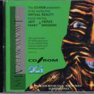 The Lawnmower Man PC CD-ROM for DOS - NEW Sealed JC