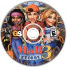 Mall Tycoon 3 PC CD-ROM for Windows 2000/XP - NEW in SLEEVE