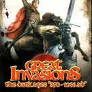 Great Invasions: The Dark Ages 350-1066ad PC-CD - NEW in BOX