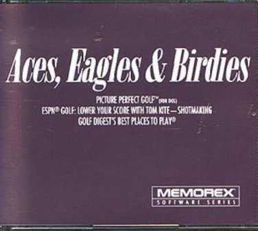 Aces, Eagles & Birdies (3-CD's) for DOS - NEW in SLEEVE