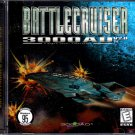 Battlecruiser 3000AD V2.0 PC-CD for Windows 95/98 - NEW in SLV