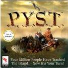 P.Y.S.T. (It's a Parody!) CD-ROM for Win/Mac - NEW in SLEEVE