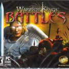 Warrior Kings: Battles (PC, 2010) CD-ROM for Windows - NEW in Jewel Case