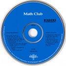Britannica Math Club PC-CD for Windows - NEW in SLV