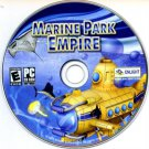 Marine Park Empire & Zoo Empire CD-ROM for Windows - NEW in SLEEVE
