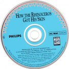 HOW THE RHINOCEROS GOT HIS SKIN (Ages 3-7) PC/MAC - NEW in SLEEVE