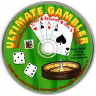 Ultimate Gambler CD-ROM for DOS - NEW in SLV