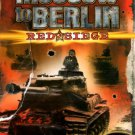 Moscow to Berlin: Red Siege PC CD-ROM for Win - NEW in BOX