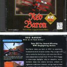 Red Baron + A-10 Tank Killer CD-ROM for DOS - NEW in JC
