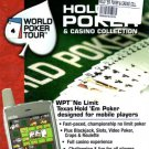 World Poker Tour: Hold 'Em Poker & Casino Collection CD-ROM - NEW in SLV