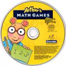 Arthur's Math Games (Ages 4-7) CD-ROM for Windows - NEW in SLEEVE