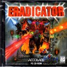 ERADICATOR CD-ROM for DOS/W95/98 - NEW in SLEEVE