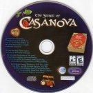 The Secret of Casanova PC CD-ROM for Windows 7/Vista/XP - NEW in SLEEVE