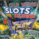 Club Vegas Slots 10,000 Vol.2 CD-ROM for Macintosh - NEW in JC