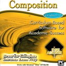 High Achiever Composition (Grades 9-12) CD-ROM for Win - NEW in SLV