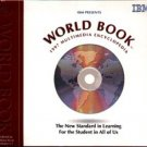 World Book Multimedia Encyclopedia PC-CD for Windows - NEW in SLEEVE