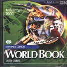World Book Millennium 2000 PC-CD for Windows - NEW in SLEEVE