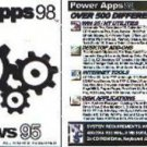 Power Apps 98 CD-ROM for Windows 95/98/NT - NEW in SLEEVE