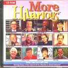 More Hilarious (Dom DeLuise) PC-CD for Windows - NEW in SLEEVE