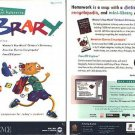 Young Student Reference Library (Ages 6-10) CD-ROM Win/Mac - NEW in SLV